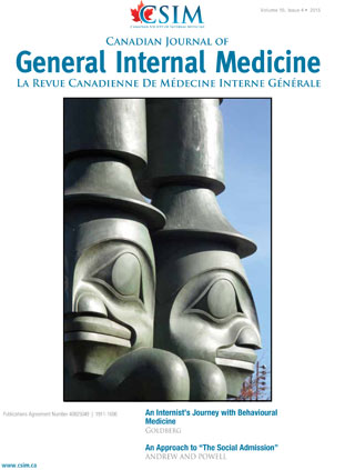 journal of internal medicine canada