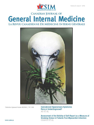 CJGIM Volume 9 issue 4