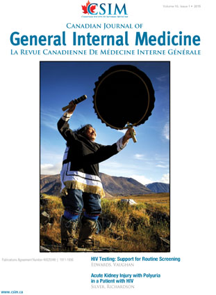 canadian journal of internal medicine volume 10 issue 1